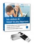 Les contrats de travail les plus importants sur clé USB