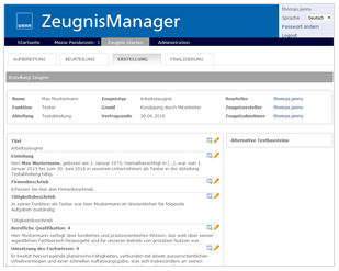 Video: So funktioniert der ZeugnisManager